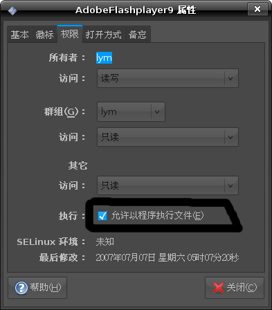 Screenshot-AdobeFlashplayer9 属性.png