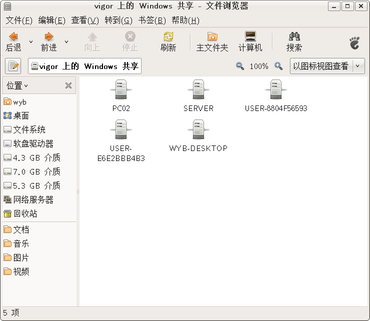 Screenshot-vigor 上的 Windows 共享 - 文件浏览器.png